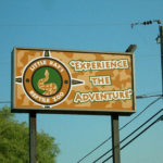 Ottawa Signs - Pylon Sign - Little Ray's Reptiles