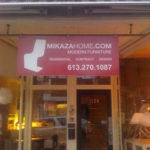 Ottawa Signs - Retail Sign - Mizaza Home