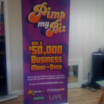 Ottawa Signs - Popup Display - Pimp My Biz