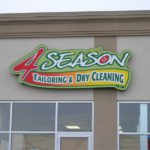Ottawa Signs - 4 Seasons Custom Channel Letter Sign