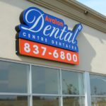 Ottawa Signs - Avalon Dental Center Channel Lettering