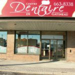 Ottawa Signs - Centre Dentaire Retail Level Signs