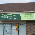 Ottawa Signs - Changes for Women Retail Level Signage