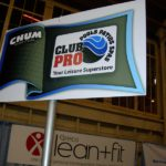Ottawa Business Signage - Clubpro Pools CHUM Coroplast Sign