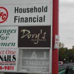 Ottawa Signs - Dory's Hair Salon Pylon Sign