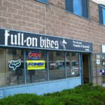 Ottawa Signs - Full-on Bikes Retail Level Sign