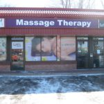Ottawa Business Window Signs - Massage Therapy