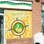 Ottawa Signs - Little Ray's Reptiles Window Banners