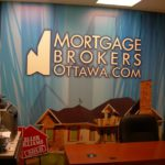 Mortgage Brokers Bronson Wall Graphics