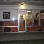Ottawa Window Graphics - Petra Massage Window Graphics