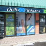 Ottawa Window Graphics - Quilty Pleasure Window Graphics