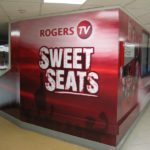Rogers TV Sweet Seats Box at the Civic Center