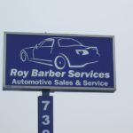 Ottawa Signs - Roy Barber Services
