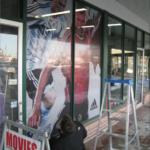 Perforated Window Film 171 K6 Media Advertising Design