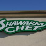 Ottawa Signs - Shawarma Chef Channel Lettering
