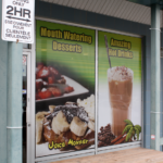 Ottawa Window Graphics - Juice Monkey