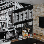 Ottawa Wall Graphics - K6 Lounge