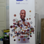 Ottawa Signs - Bell Zone Popup
