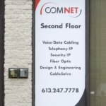 Ottawa Window Vinyl - Comnet