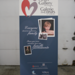 Ottawa Signs - Heart Gallery Popup