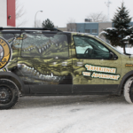 Ottawa Van Wrap - Little Ray's Reptiles