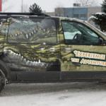 Ottawa Van Wrap - Little Ray's Reptiles Montana