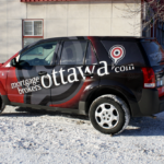 Ottawa Van Wrap - Mortgage Brokers Ottawa Saturn Vue