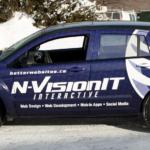Ottawa Car Wrap - N-VisionIT