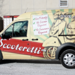 Ottawa Van Wrap - Scooteretti
