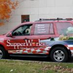 Ottawa Suv Wrap - Toyota