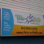 Ottawa Truck Wrap - Tric-O-Knit