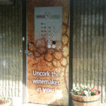 Ottawa Door Graphics - Wine Garden