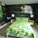 Forrest themed Phoenix Homes Wall Graphics