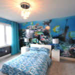 Underwater themed Phoenix Homes Wall Graphics